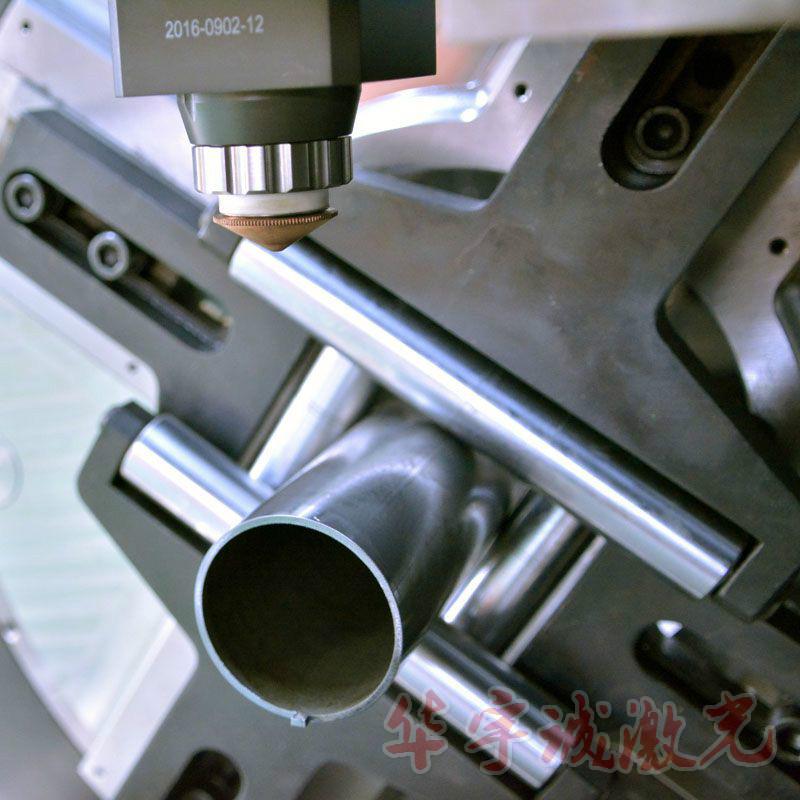 激光qie管机